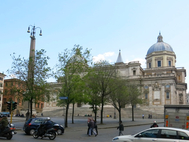 Basilica of Santa Maria Maggiore and the Salus Populi Romani